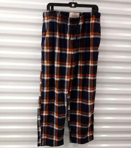 Merona Mens Shaggy Fleece Pajama Bottoms Large